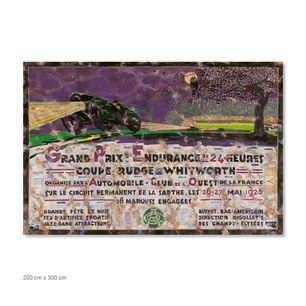 Ferencz Olivier - Racing Legends - Le Mans - Poster Series - Poster 1923