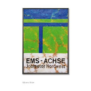 Ferencz Olivier - Logoart - Ems-Achse