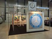 Ferencz Olivier Messestand SCW2014 01